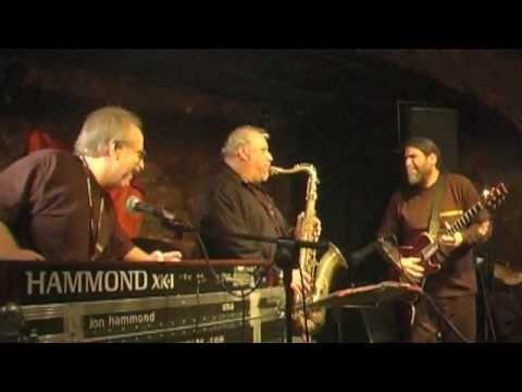Jon Hammond Band Plays The Blues