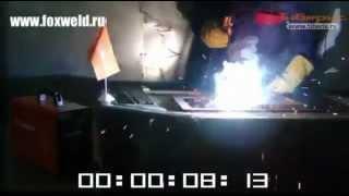 видео Сварочный Инвертор FoxWeld Мастер 202Т
