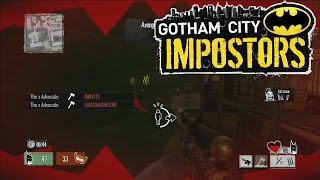 BEAR TRAPS EVERYWHERE! Gotham City Impostors Gameplay LIVE on Ace Chemical!