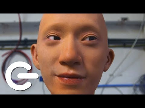 Uncanny Valley: Humanoid Robots - The Gadget Show