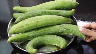 ये सीक्रेट ingredient से बनाए तुरई की रेसिपी की बच्चे-बड़े सभी उंगलियाँ चाट कर खाएँगे-Turai ki Sabji