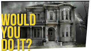 Haunted House Needs a Nanny! ft. DavidSoComedy
