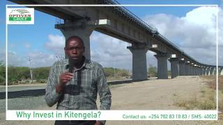 Why you should invest in Kitengela
