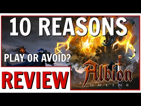 10 Reasons To Play Albion Online | Albion Online New Player Review