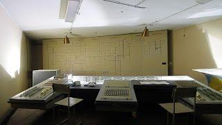 Urban Exploration inside Soviet Bomb Shelter (Bunker). LAT/ENG subs