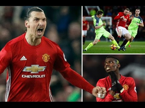 Download Manchester United 1-1 Liverpool: Zlatan Ibrahimovic saves Red Devils at Old Trafford