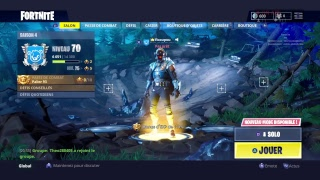 THE NEW SKIN SUPER PRODUCTION FOR TOP 1 ON FORTNITE BATTLE ROYALE !!!