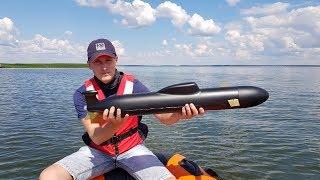 ПОДВОДНАЯ ЛОДКА НА РАДИОУПРАВЛЕНИИ  Dumas Akula RC Submarine