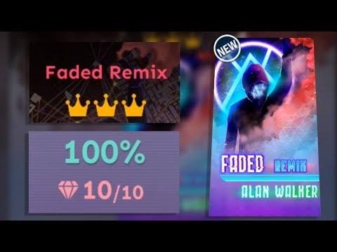 Rolling Sky - Faded Remix (Alan Walker)