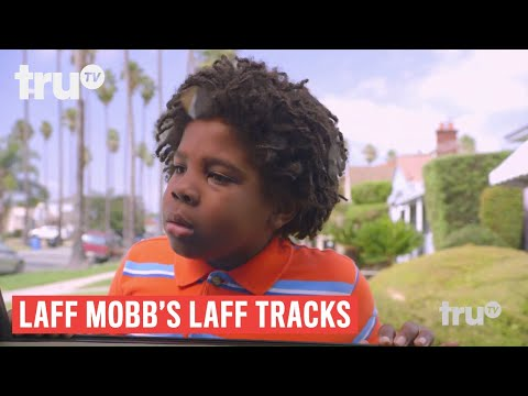 Laff Mobb's Laff Tracks - When Your Child Loves Food Too Much ft. Correy Bell | truTV