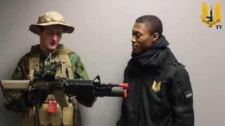 SAS TV Lone Survior  Inspired Loadout