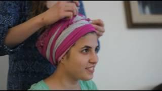 How to Wear Sinar tichel Mp3