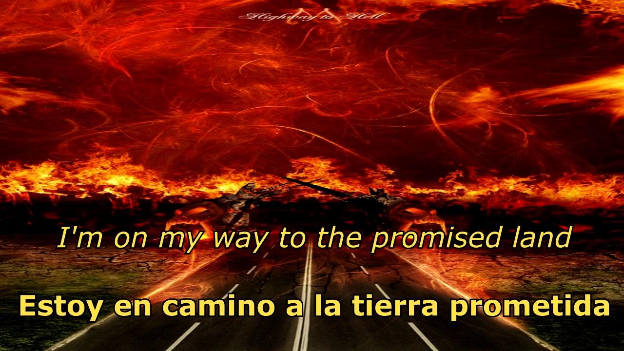 Highway To Hell Vivo Live Español E Inglés Youtube