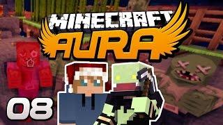 Minecraft AURA #8 - Zombie Invasion & Massentierhaltung! | ungespielt
