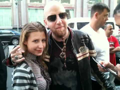 Interview With System Of A Down In The Armenian Language (Moscow 20.06.11)