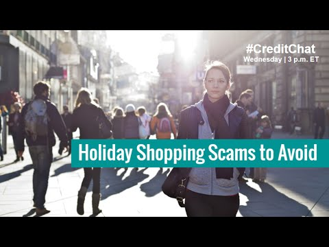 Holiday Shopping Scams to Avoid