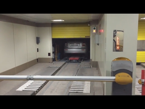 Automated Car Parking System JAPAN, CHINA in Kamla Nagar, Delhi, India |  Система парковки авто