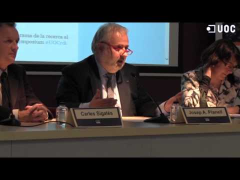 Cloenda del First UOC International Research Symposium