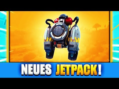 WIR TESTEN DAS NEUE JETPACK!! | TURNIER TRAINING – Fortnite Battle Royale