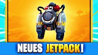 WIR TESTEN DAS NEUE JETPACK!! | TURNIER TRAINING - Fortnite Battle Royale