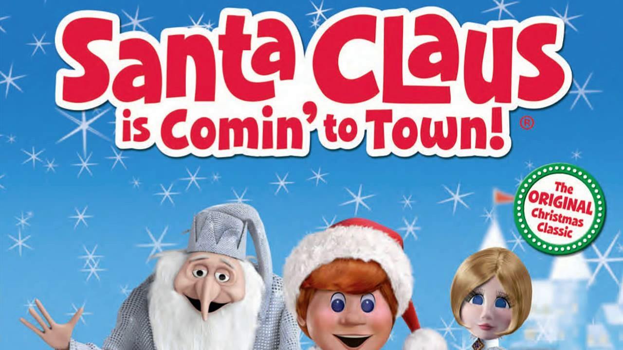 Main Theme - Santa Claus is Comin' to Town! Chords - Chordify