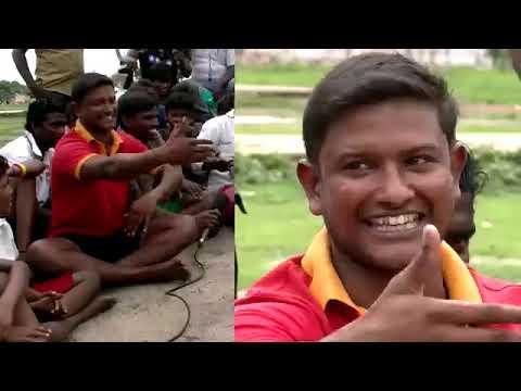 Original Chennai Gana   Good Gana Singer  By Gana Michel RedPix 24x7