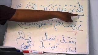 Bahasa Arab 19 Maret 2016 - Munada