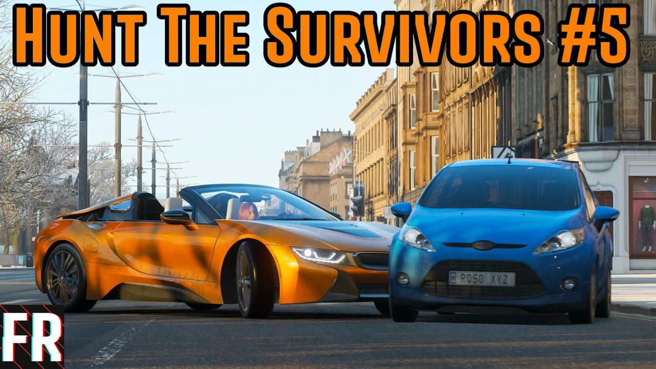 Hunt The Survivors #5 - Forza Horizon 4 thumbnail
