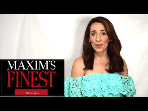 Hannah Nevarez Maxim's Finest 2017