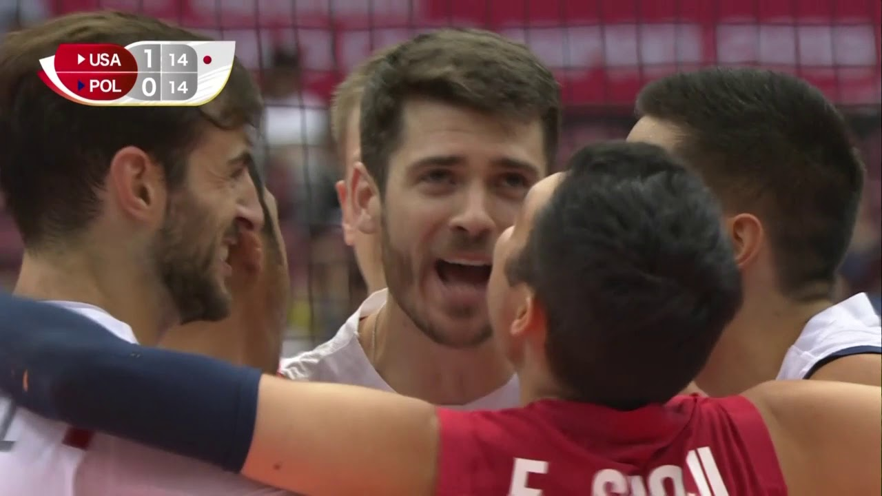 U.S. Men's National Team vs Poland | 2019 FIVB World Cup
