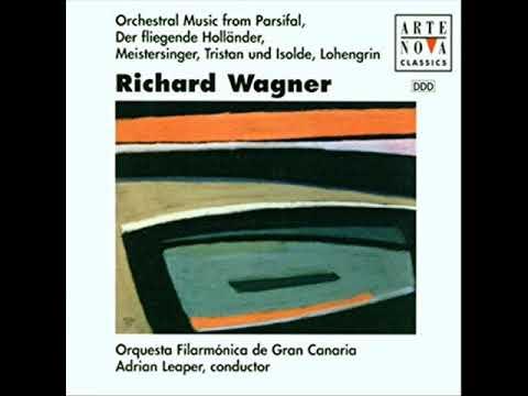 Wagner: Tristan und Isolde - Prelude & Leibestod (Adrian Leaper)