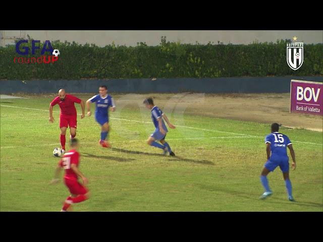 VICTORIA HOTSPURS FC VS S.K.VICTORIA WANDERERS: 2-0