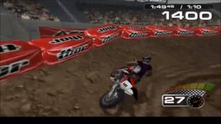 MX 2002 Featuring Ricky Carmichael - Gameplay With Commentary