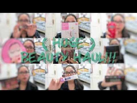 [HUGE] Makeup Haul!!! | Bahasa Indonesia