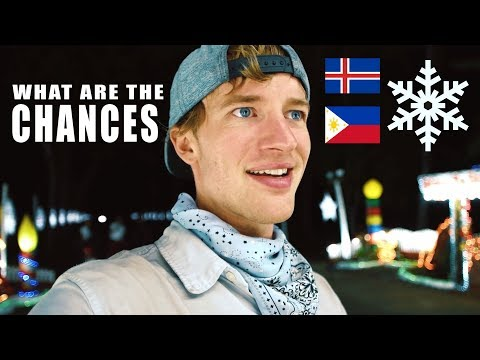 ICELAND IN THE PHILIPPINES !?