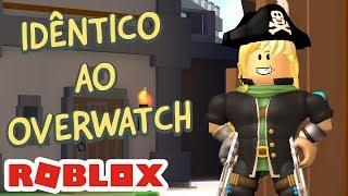 CRIARAM O OVERWATCH NO ROBLOX - Q-CLASH! em ROBLOX
