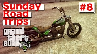 """""""BORN TO BE WILD!"""" Sunday Road Trips (GTA 5 First Person Gameplay)"""