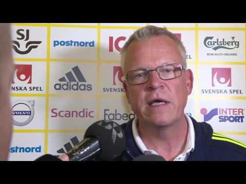 """Andersson efter sköna segern: """"Var helt overkligt"""" - TV4 Sport"""