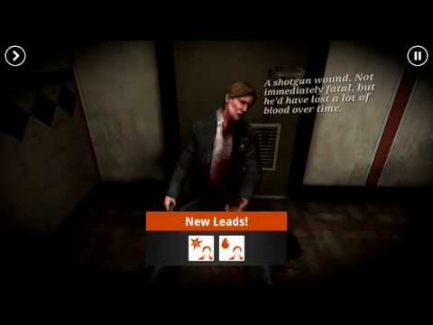The Trace Chapter 3 Flaming Grill Diner Walkthrough, Murder Mystery Game by Relentless Software