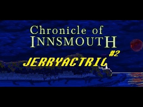 THE MISSING BOOK| Chronicle of Innsmouth #2