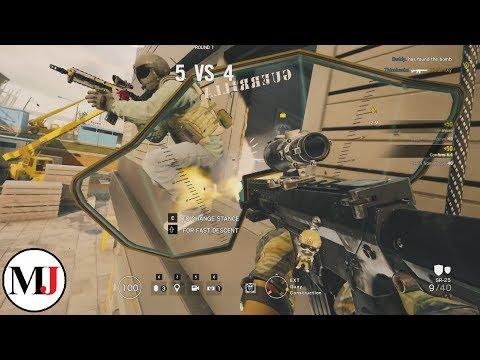 Detective Blackbeard - Rainbow Six Siege