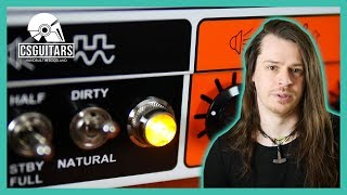 Headroom: The Secret of Tone   Low vs High Power Amplifiers