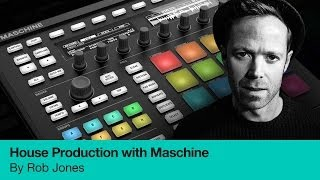 House Production in Maschine Course Trailer