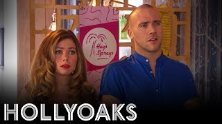 Hollyoaks: Darcy moves in!