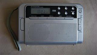 Радиоприемник ТСМ 225918 обзор (огляд)