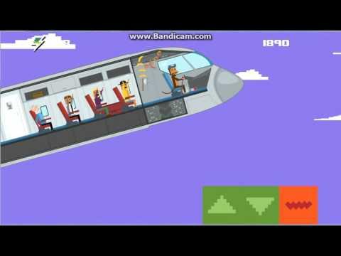 Симулятор самолёта играть