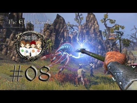 ELDER SCROLLS ONLINE #08 - Reise nach Ebenherz  [HD+] | Let's Play Elder Scrolls Online (Beta)