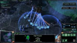 Starcraft 2 Challenge #5 - Psionic Assault