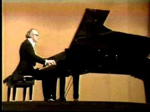 Liszt -- Sonata in B Minor -- Alfred Brendel -- 1985 Japan