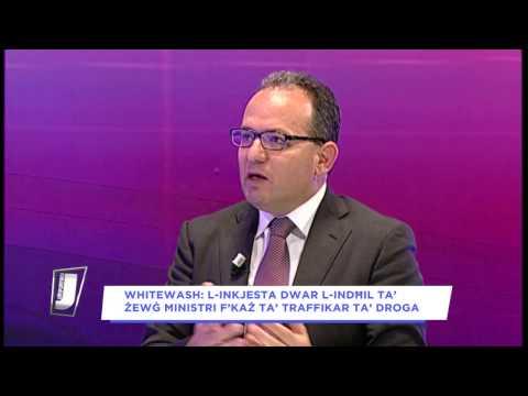 Inkjesta whitewash fuq indħil f'każ ta' droga - Mhux Għax Jimpurtani - 11/04/17 (Part 1)